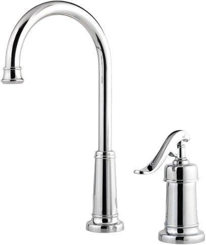 72-YP2C Ashfield Bar/Prep Kitchen Faucet, Chrome ()