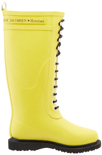 JACOBSEN Rub ILSE 1 Women's Rain Yellow Boot w1W4RFWq