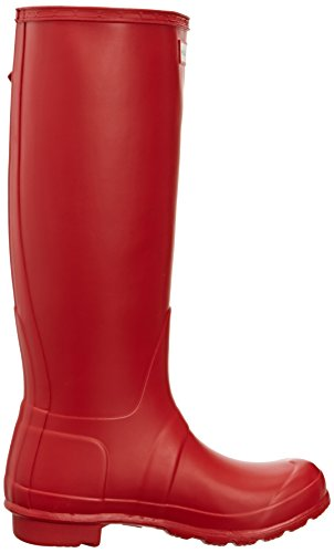 Hunter Hunter Nordic Tall Adulto Rojo Zapatillas Classic Walking Unisex Red de Original pqvpn1