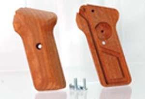 Grips Wooden by Palmer Pneumatics