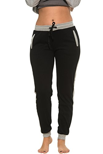 Coco-Limon Women Regular & Plus-Size Jogger Sweatpants – Long Slim Fit – DiZiSports Store
