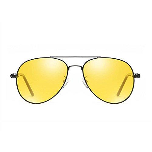 completa Hombres sol de 5 anteojos Eyewear deslumbramiento gafas Coolsir UV400 de conducción anteojos barrera polarizado protección 8qpUwg