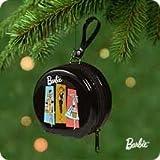 BARBIE - 1961 BARBIE HATBOX DOLL CASE - HALLMARK ORNAMENT