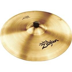 "Zildjian 20"" A Series Rock Ride Cast Bronze Cymbal with Medium to High Pitch A0080 - Lightly Used"