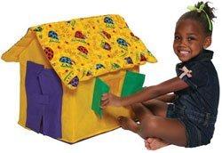 Kids Kids Bazoongi Cottage (Bazoongi Kids Mini Play Cottage Mini Ladybug by Bazoongi)
