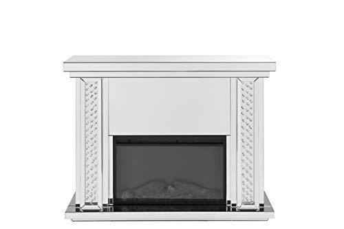 Fireplace, Mirrored ()