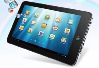 Kocaso M772SL 7-Inch 8 GB Tablet