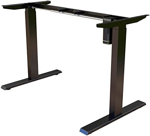 Lubvlook Electric Stand up Desk Frame