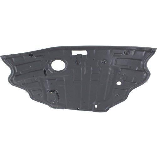 Rear Engine Splash Shield for HYUNDAI SONATA 2011-2014 Under Cover 2.4L Eng