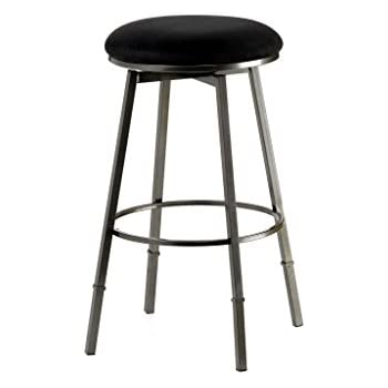 Amazon Com Hillsdale Sanders Adjustable Backless Bar