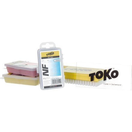 (Toko Basic Hot Wax Kit One Color, One Size)