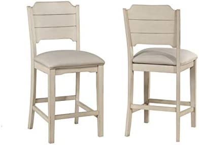 Hillsdale Furniture Clarion Open Back Height Non-Swivel Counter Stool