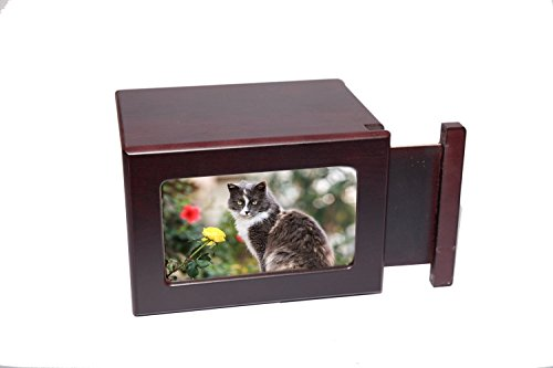 Photo-Pet-Memorial-Urn-For-Ashes-Medium-Cremation-Box-Designed-Specifically-For-Use-As-A-Cat-Urn-Or-Dog-Urn