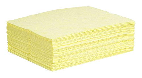 SpillTech YPB50H Hazmat SonicBonded Pads 15in X 19in -