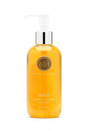 - Niven Morgan Gold Hand Soap