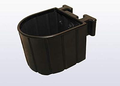 "UltraTech 19"""" 1/2"""" X 16"""" X 14"""" 1/2"""" Ultra-IBC Spill Pallet Plus Yellow Polyethylene Shelf"