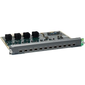 Cisco WS-X4712-SFP+E 4500E 12-Port 10 GBE Catalyst Switch Module