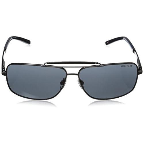 42ffa69a877 durable service Tommy Hilfiger Women s THS OM158 Rectangular Sunglasses