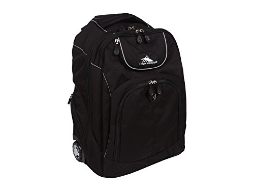 High Sierra Unisex Powerglide Wheeled Laptop Backpack,...