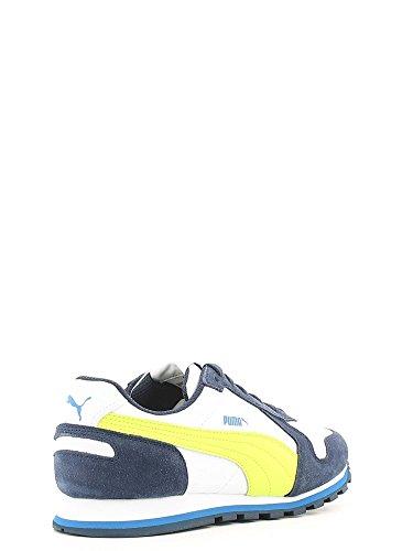 Puma , Jungen Sneaker weiß Bianco