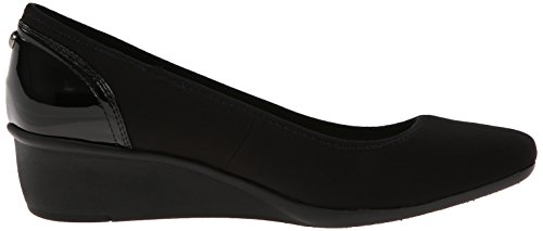 Black Wedge WISHER2 Klein Women's Anne tUHAUqEwxI
