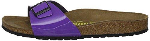 Birko Style - Sandalias de vestir para mujer morado Lilac