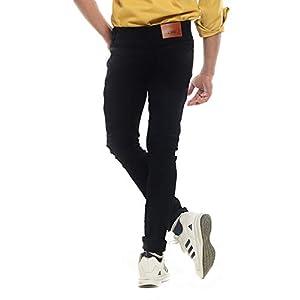 Fachu Men's Slim Fit Jeans