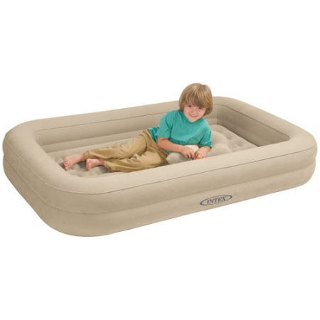 Intex Kids Travel Bed Set (Air Mattresses For Kids)