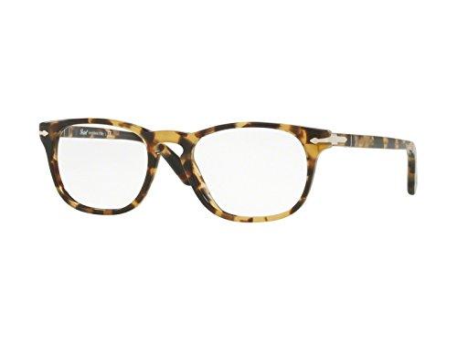 Persol Men's PO3121V Eyeglasses Brown/Beige Tortoise ()