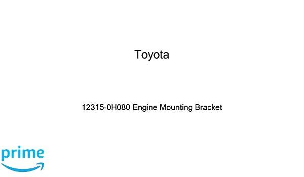 Toyota 12315-0H080 Engine Mounting Bracket