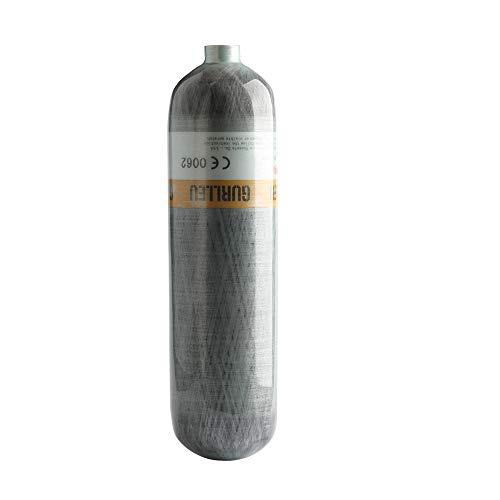 IORMAN Universal 3L 4500psi Carbon Fiber Air Tank (Empty