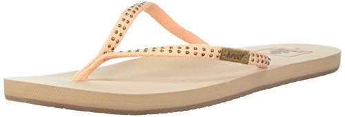 Peach Sandal Women's Ginger Slim Reef Stud w174Rwq