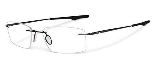 d6d87f8296d Amazon.com  Oakley OX3122-01 Keel Eyeglasses-Polished Black-53mm  Oakley   Clothing