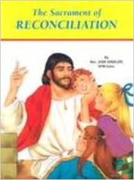 Book The Sacrament of Reconciliation: Pack of 10