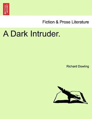book cover of A Dark Intruder