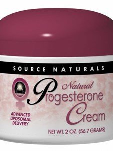 Natural Progesterone Cream Fertility - Source Naturals Progesterone Cream Natural Cream