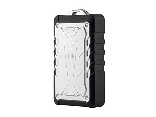 Monoprice IP65 Rugged Power Bank, 10050 mAh LG Lithium Ion Cell (114576) by Monoprice