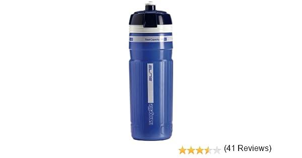 Elite Nanogelite Bidón, Unisex, Azul, 500 ml: Amazon.es: Deportes ...