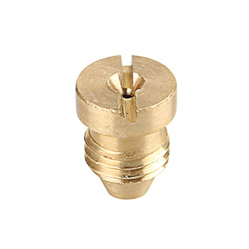 ❤SU&YU❤Foam Pot Orifice Nozzle Tips, 1.1 mm Foam Generator Nozzles for Snow Foam Lance (B)