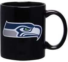 Seattle Seahawks Kaffeetasse Becher C Handle Tasse Mug Football