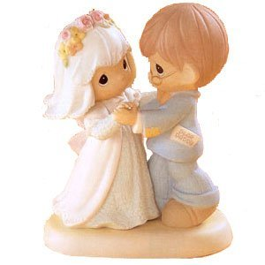 Precious Moments You ll Always Be Daddy s Little Girl Porcelain Figurines