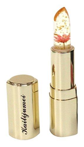 Kailijumei Flower Jelly Lipstick Limited Edition Gold Cas...