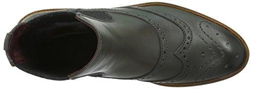 Marc O'Polo Chelsea, Zapatillas de Estar por Casa para Mujer Gris (grey 920)
