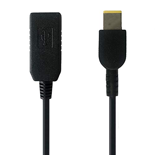 Semoic USB 3.1 Type C USB-C to Dc 20V 11 5.0Mm for Dell Power Plug Pd Emulator Trigger Load Cable for Laptop Build-in Pd Emulator