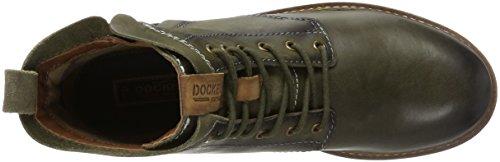 Dockers by Gerli Herren 41bn003-140 Desert Boots Schwarz (Schwarz/Grün)