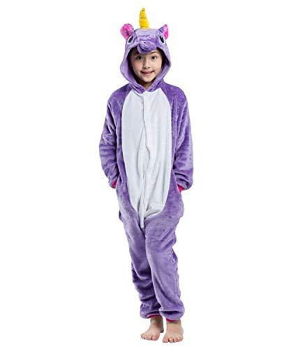 Akaayuko Pijamas Anime Kids Unisex Unicorn Onesie Jumpsuit P Cosplay rAw0qxzrI