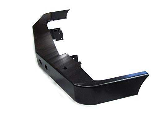 Land Rover DA5682 Heavy-Duty Front Steel Bumper without Winch Mount for Discovery 2