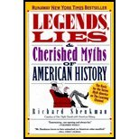 Legends by Shenkman, Richard. (William Morrow Paperbacks,2013) [Paperback]