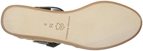 Loeffler Randall Women's Alessa Platform Sandal Black/Natural OwPh1TRD