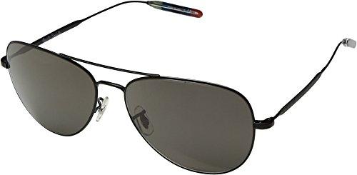 Paul Smith Unisex Davison Matte Black/Carbon Grey - Warranty Sunglasses Smith